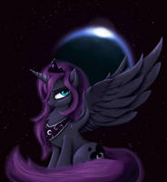 Stellar Luna by Rameslack