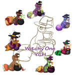 [YCH] Witchy One [Open- Unlimited Slots]