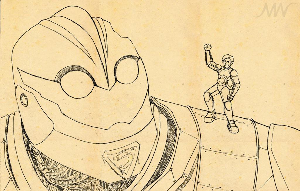 Iron Jaeger by munworks