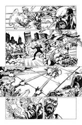Freedom Fight Force p-03 by ClaudioMunoz