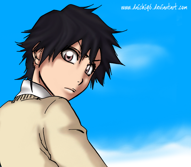 Tatsuki Color By Daichi96 On DeviantArt