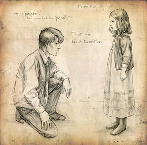 Doctor and Amy