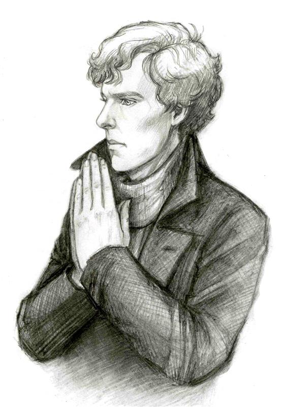 Sherlock by elsieHB