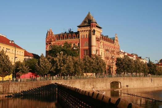 Praha is Golden