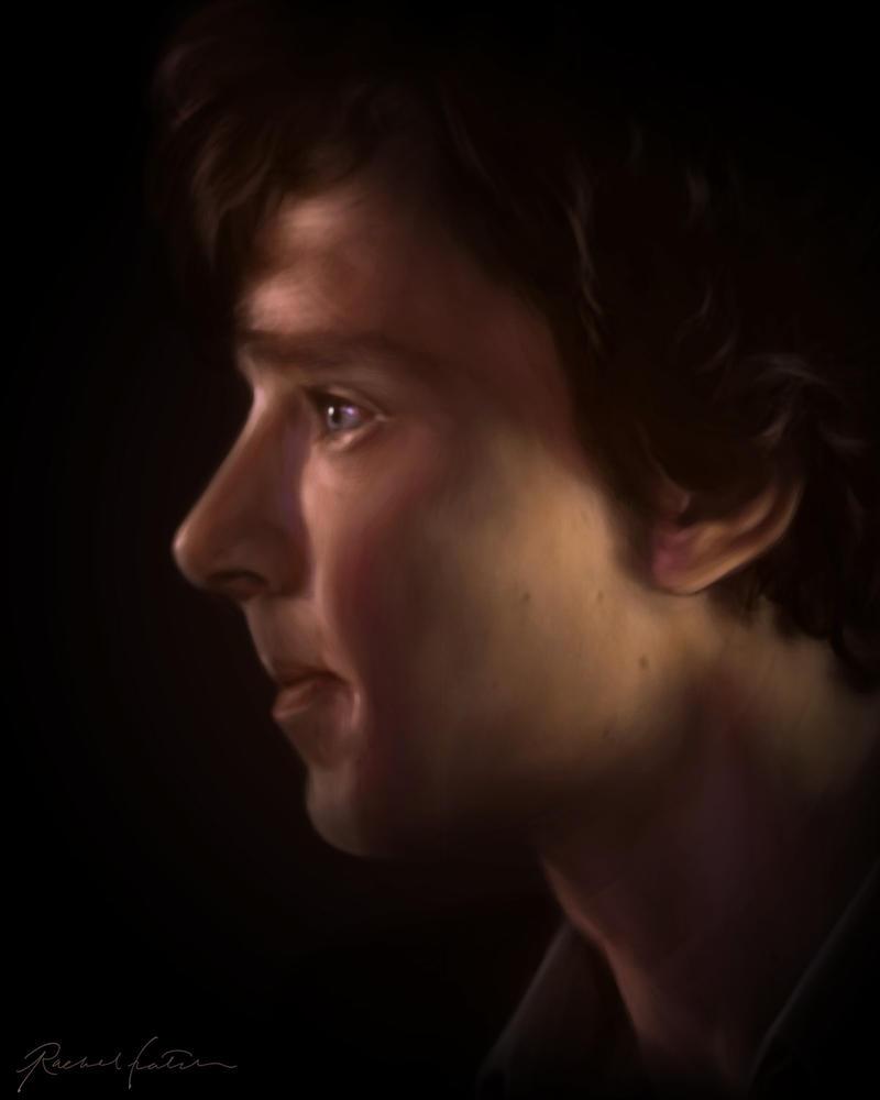 Sherlock by AlphaCanvas