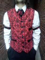 Surgeon's Waistcoat by EngineerandTheGypsy