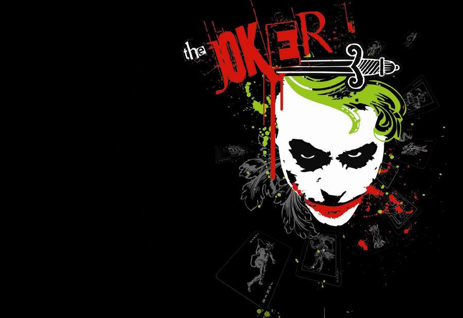 Joker Card Dark Knight Wallpaper