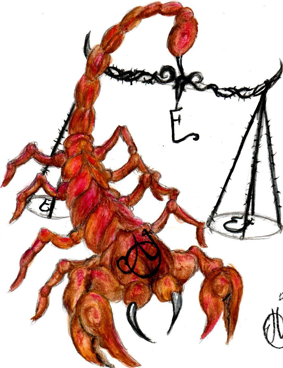 Libra-Scorpio