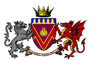 Coat of Arms of Queen Zalkanas by terzaerian
