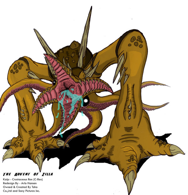 C-Rex by JW-Gojifan