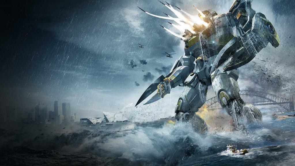 striker eureka in pacific rim-HD by JW-Gojifan