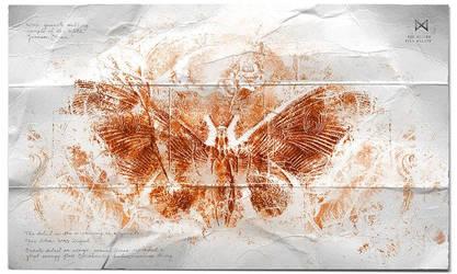 Mothra by JW-Gojifan