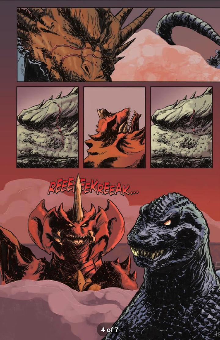 Godzilla in Hell Issue 4 pg2 by JW-Gojifan