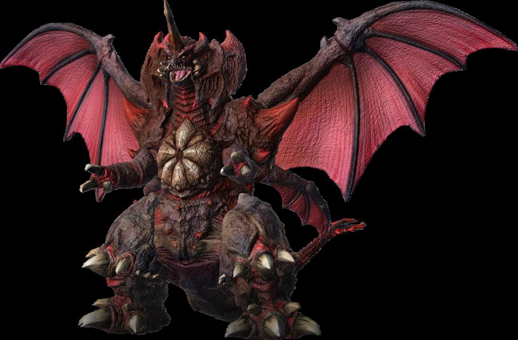 Godzilla The Video Game  Destoroyah    By Soniched by JW-Gojifan