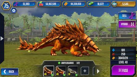 Jurassic World By Jw Gojifan On Deviantart