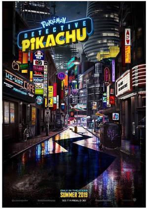 Movie Thoughts: Detective Pikachu by JW-Gojifan on DeviantArt