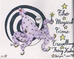 Magical Fairy Kraken by SoulLostAtSea