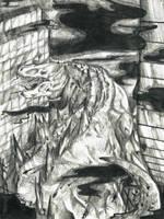 Godzilla by SoulLostAtSea
