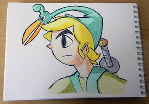 Link From Minish Cap