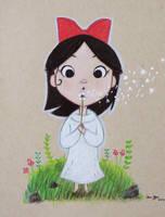 Saoirse Doodle by SleepyNoodleDoodles