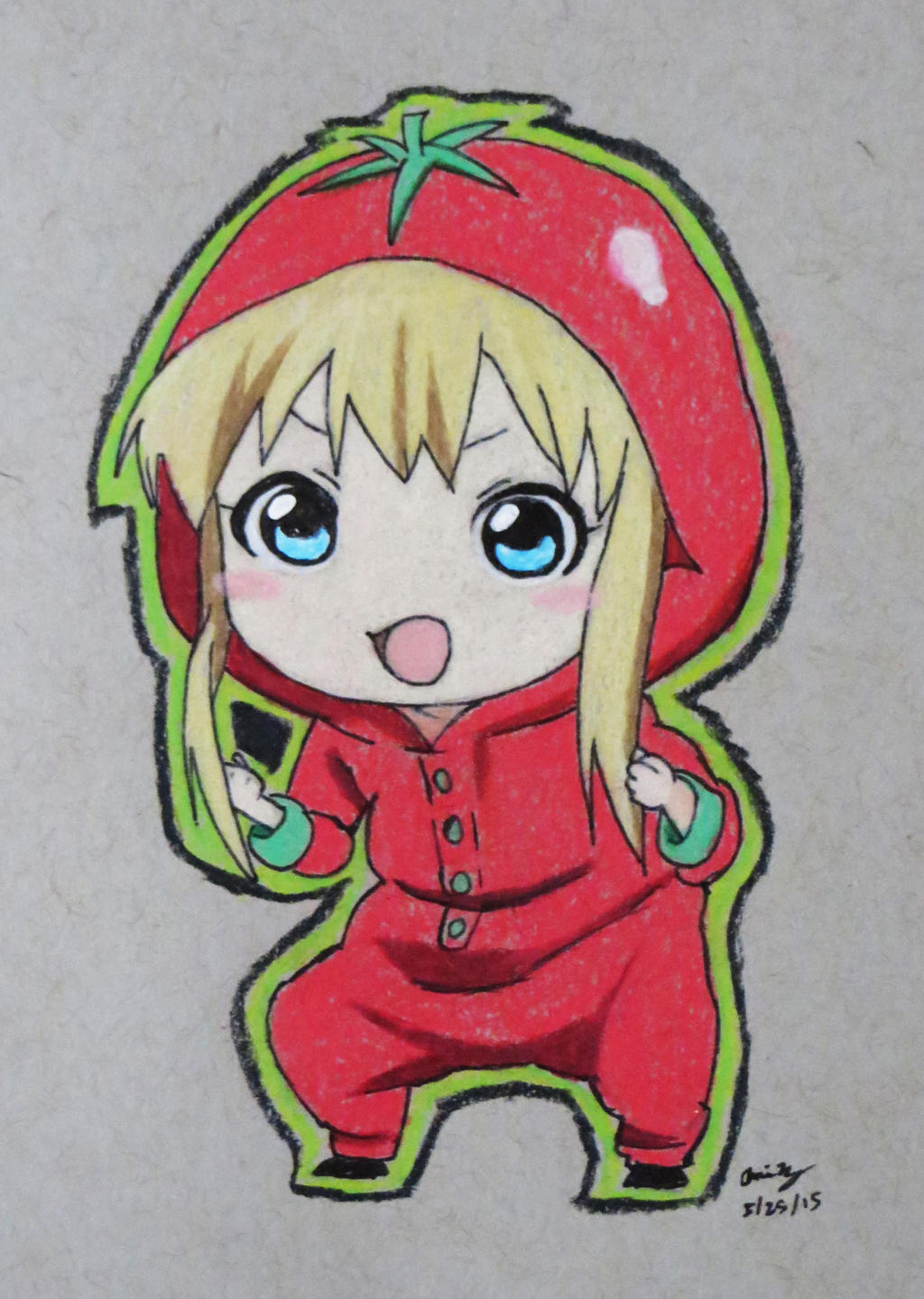 Im A Tomato By SleepyNoodleDoodles On DeviantArt