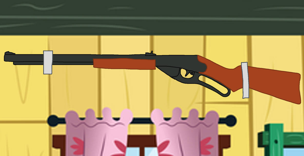 Apple Bloom's Daisy Red Ryder