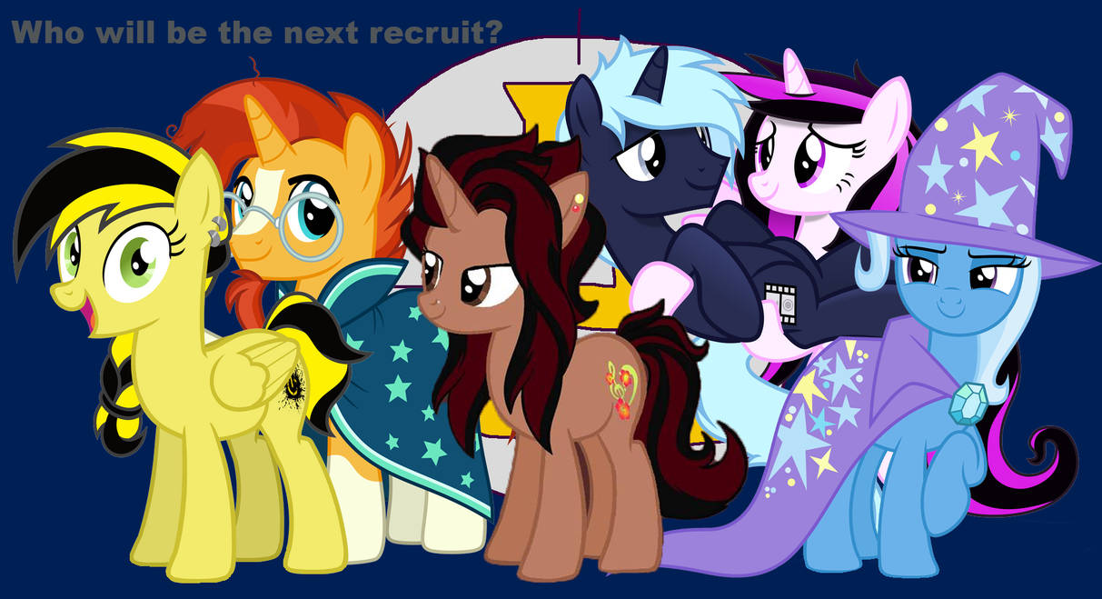 Who will be the next recruit?