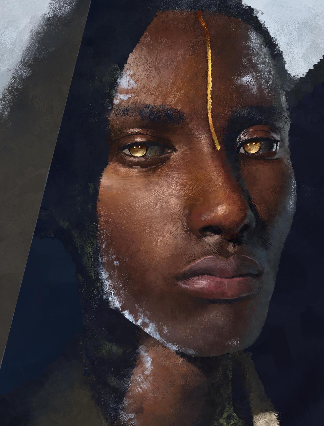 Digital Oil Portrait