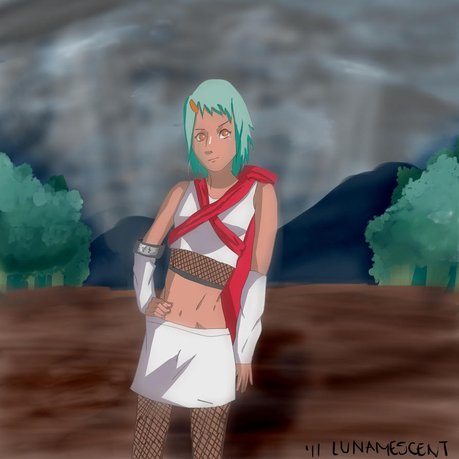 Fuu - 7 tailed beast by Lunamescent on DeviantArt