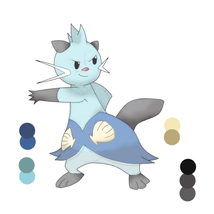 dewott pokemon shiny - photo #9