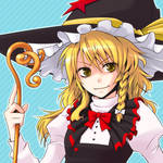 Touhou - Marisa
