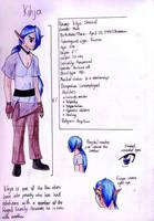 Kihja ref sheet by Drayna