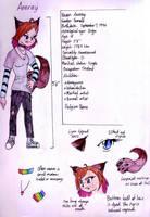 Annray ref sheet by Drayna