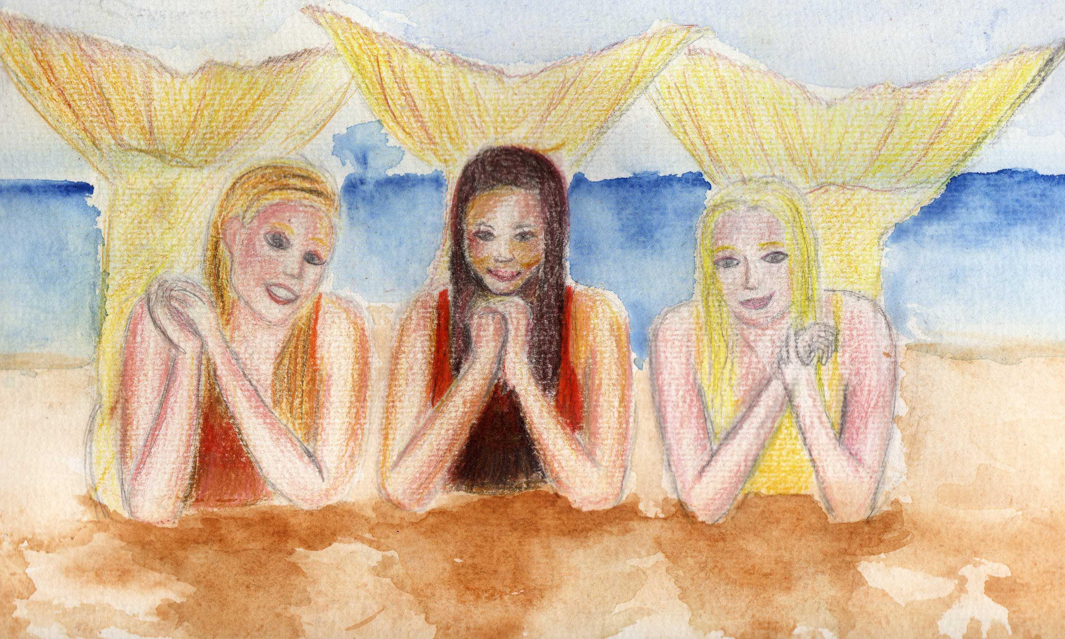 H2o Mermaids By Sunnyanna On Deviantart