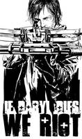 If Daryl Dies we RIOT by reducto1
