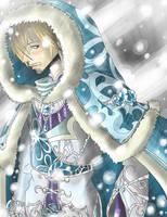 Ice Prince by Awskitee