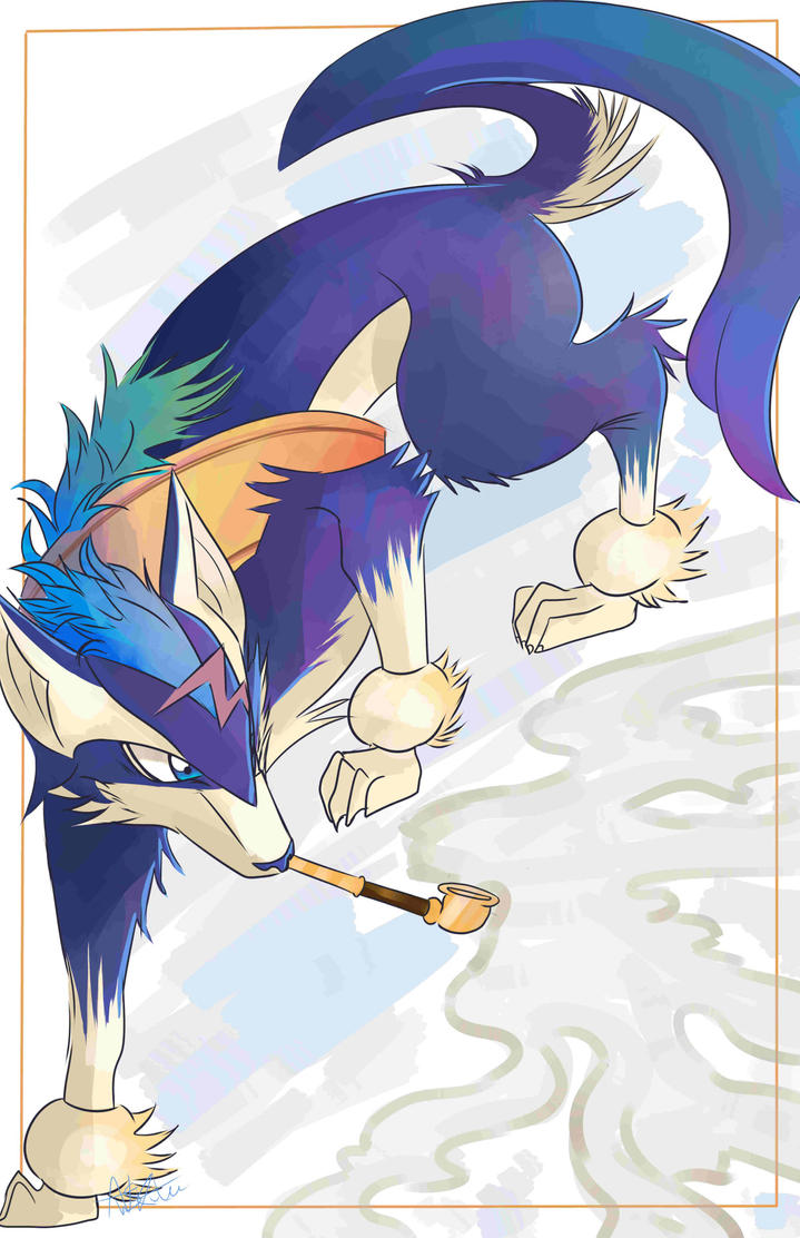 Repede - Commission by Awskitee
