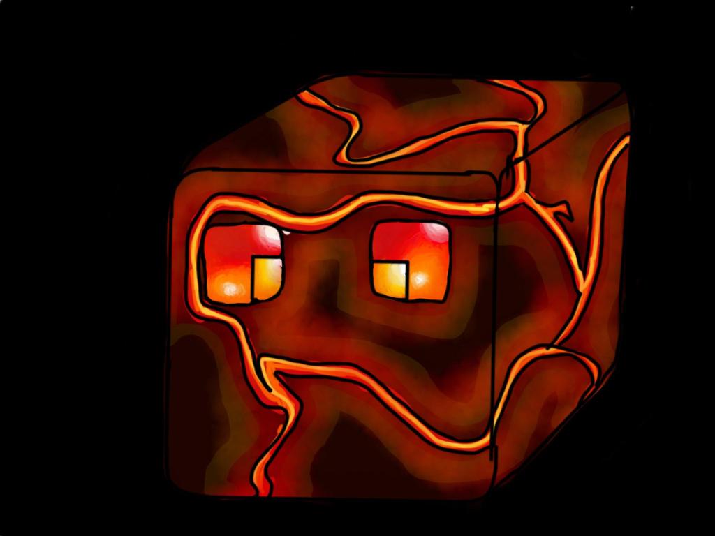 magma cube by Speedartstudio on DeviantArt