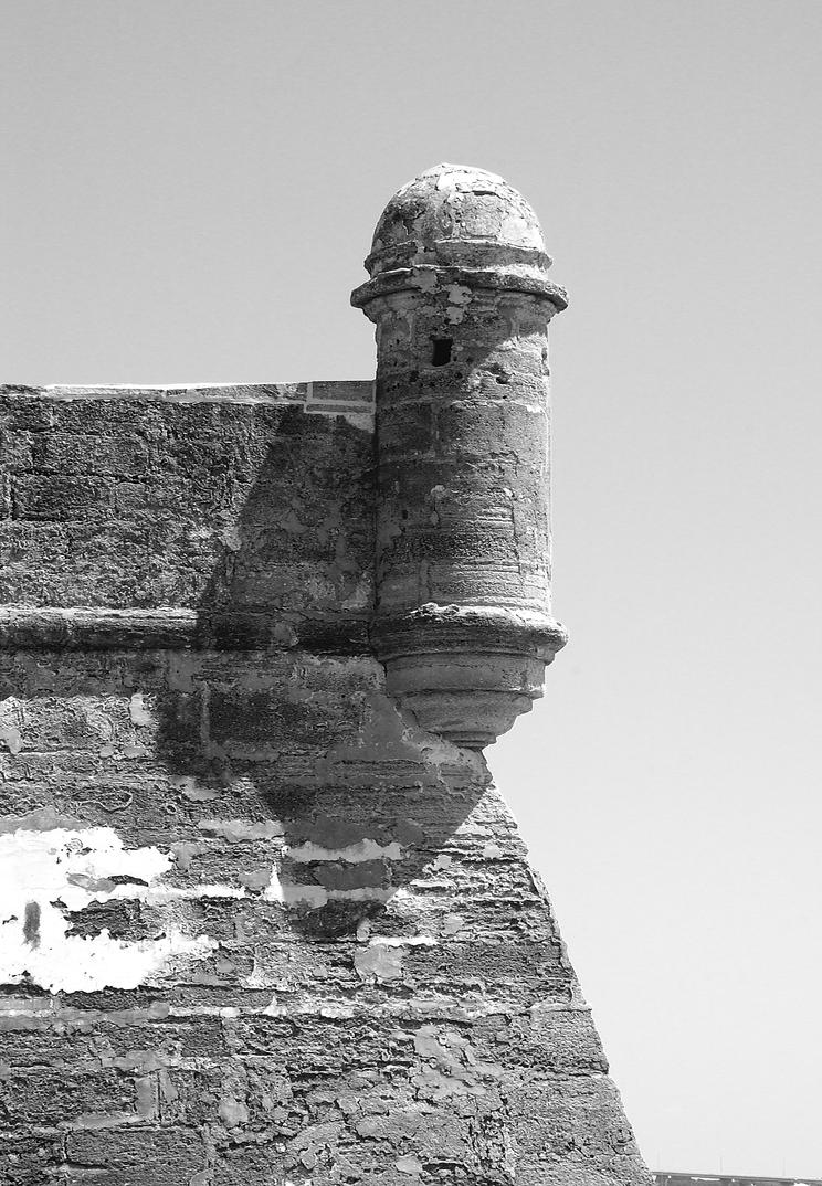 Castille de San Marcos by BobX327