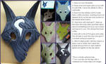 Kindred Mask from League of Legends - Tutorial