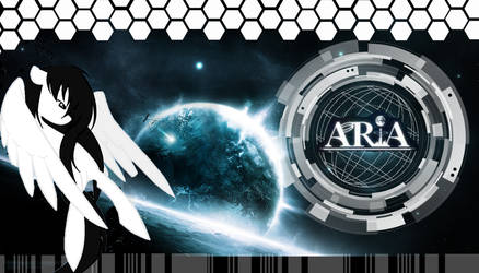 Aria Chronologia OC pony background pic commision by RYANBOSSXX