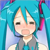Vocaloid Triple Baka Miku Icon 03