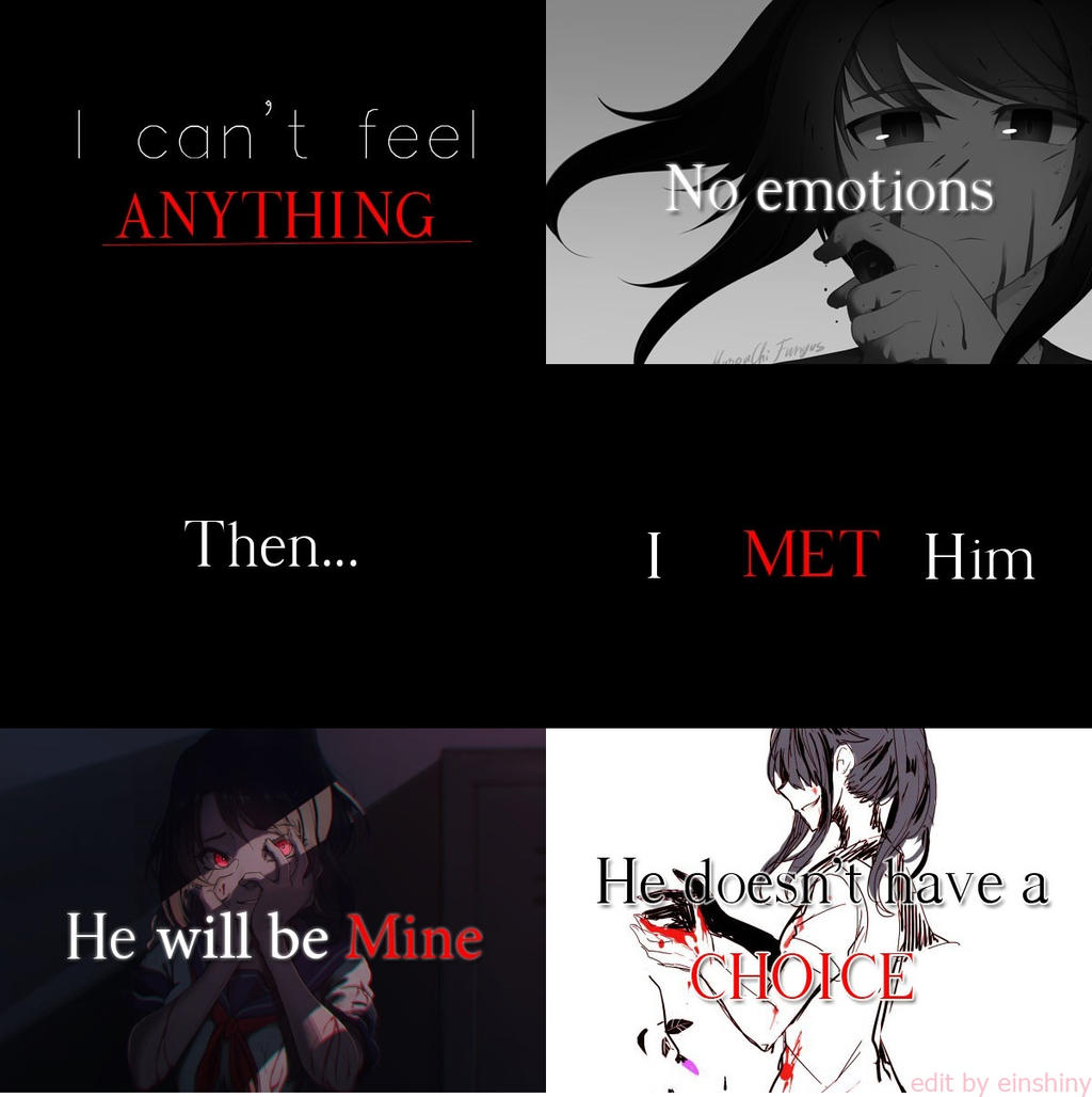 Yandere - chan 's Quotes - Yandere Simulator by Einshiny ...