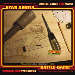 STAR ARENA ARSENAL.33