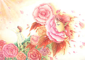 Fairy Flower: Best Wishes 4 U by yama30