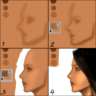 Drawing Tutorial For Photoshop By Uianno On Deviantart
