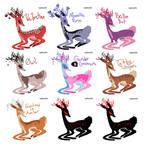 Deer Adopts (CLOSED)