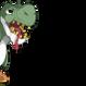 Yoshi - Tongue Animation by KaywonnJuto