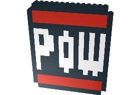Super Mario POW Block by Laro44