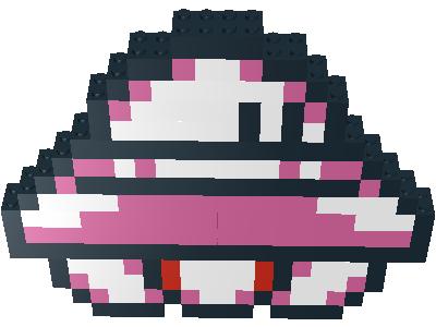 UFO Kirby by Laro44
